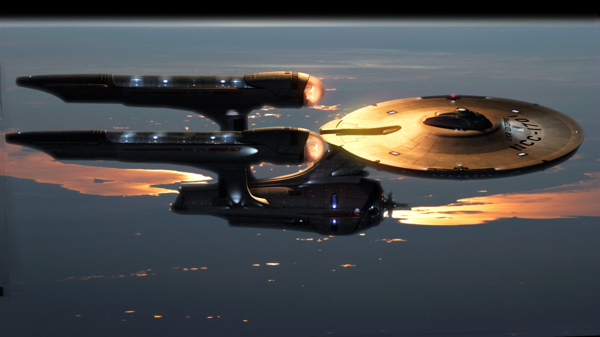 Star Trek Enterprise - Unknown design