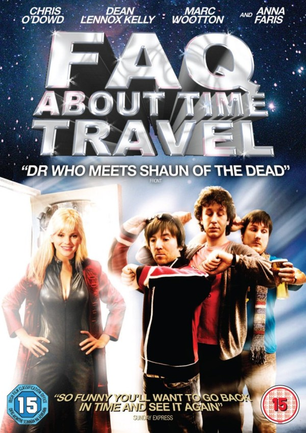 It's billed as DOCTOR WHO meets SHAUN OF THE DEAD. And it's got Anna Faris.