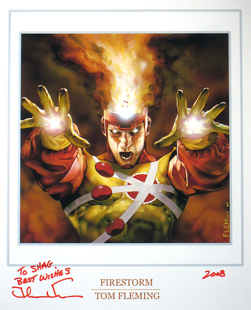 Firestorm image by Tom Fleming
