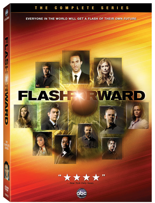 FlashForward The Complete Series on DVD