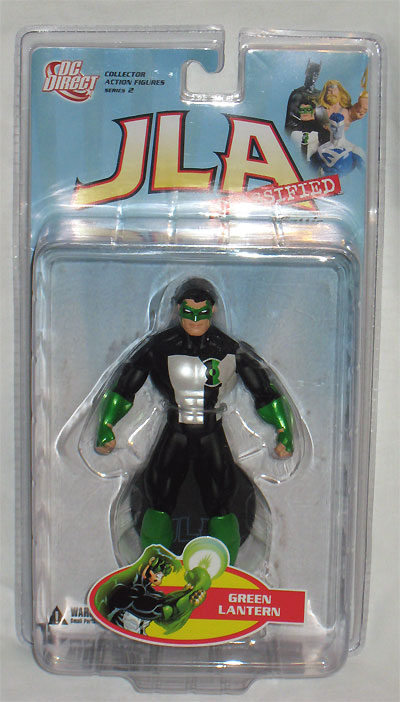 Green Lantern Kyle Rayner DC Direct Action Figure