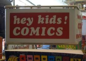 Hey Kids Comics!