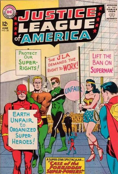 Justice League of America 28