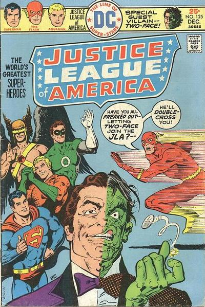 Justice League of America 125