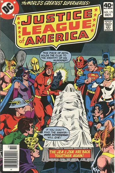 Justice League of America 171