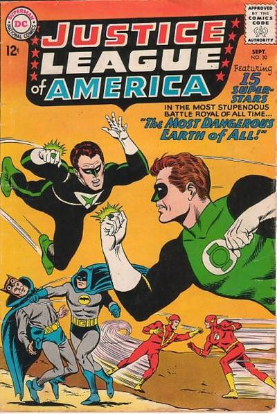 Justice League of America vol 1 #30
