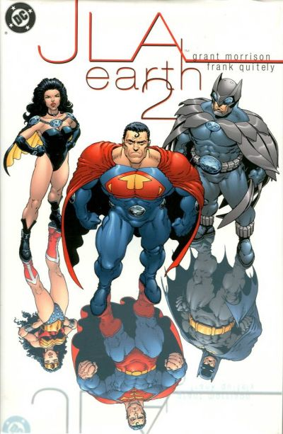 JLA: Earth 2 by Grant Morrison featuring the Crime Syndicate