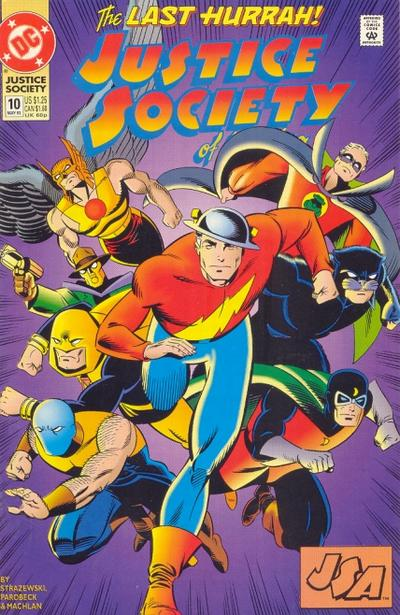 Justice Society of America 10