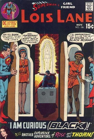 Superman's Girlfriend, Lois Lane #106