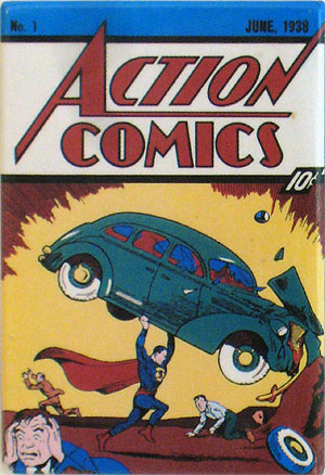 Action Comics #1 magnet