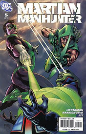 Martian Manhunter #5
