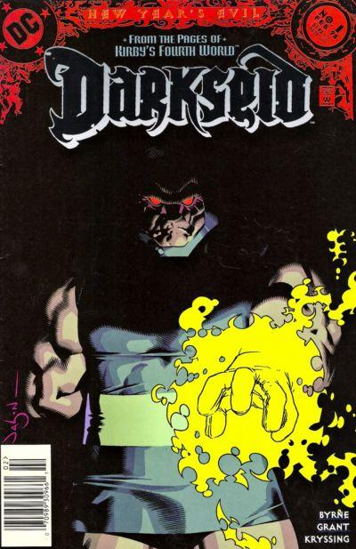 New Year's Evil - Darkseid