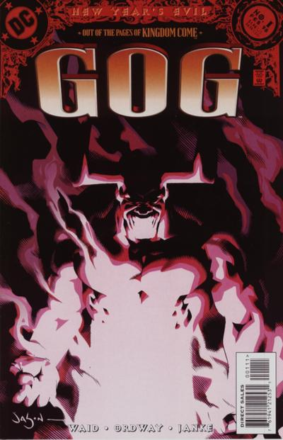 New Year's Evil - Gog