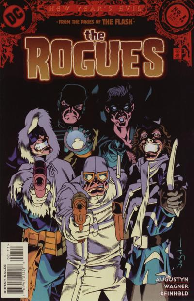 New Year's Evil - Rogues