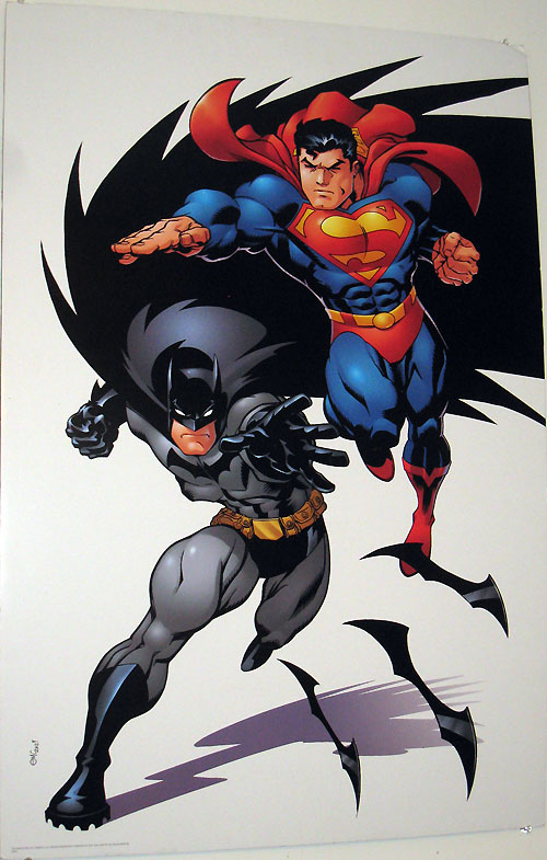 Superman Batman by Ed McGuinness