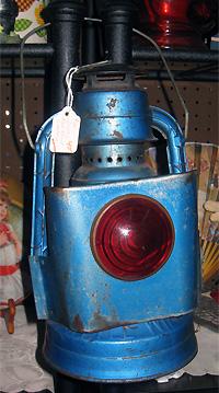 Red Lantern - Train lantern
