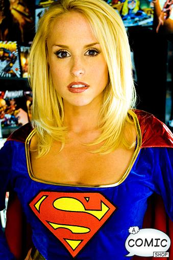 Ron Jon's Model Supergirl