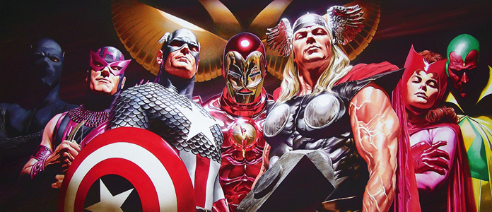 Alex Ross Assemble