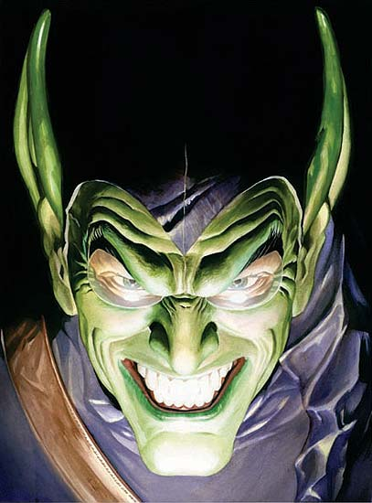 Alex Ross Green Goblin