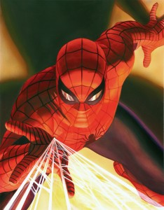 Alex Ross New Spider-Man