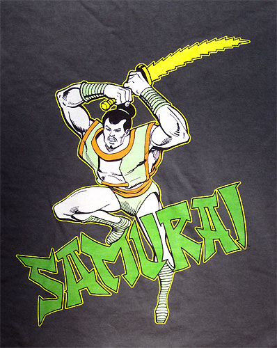 Samurai from the Super Friends