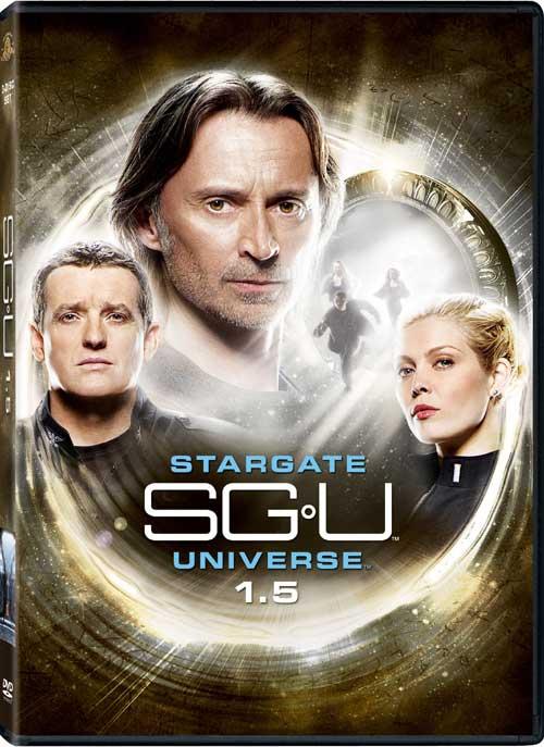 Stargate Universe 1.5 DVD