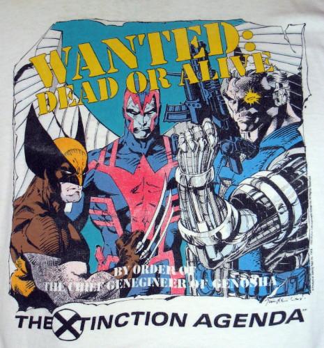 X-Mean Xtinction Agenda