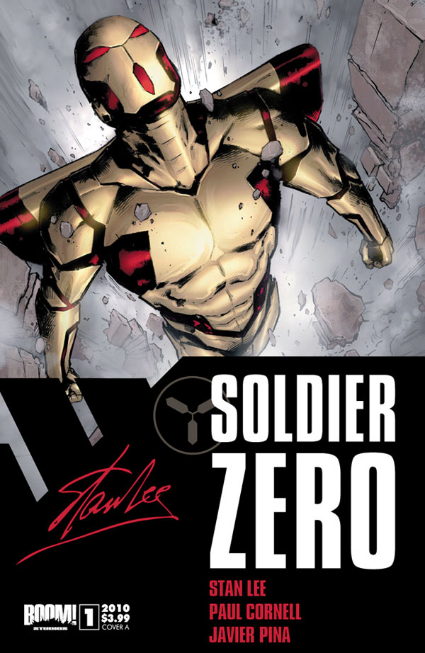 Soldier Zero #1 from BOOM! Studios and Stan Lee