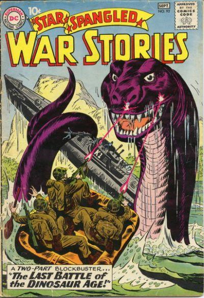 The Last Battle of the Dinosaur Age