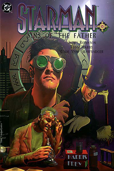 Starman: Sins of the Father trade paperback volume 1