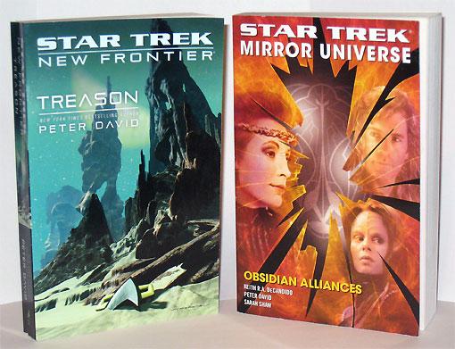 Star Trek New Frontier | Once Upon a Geek