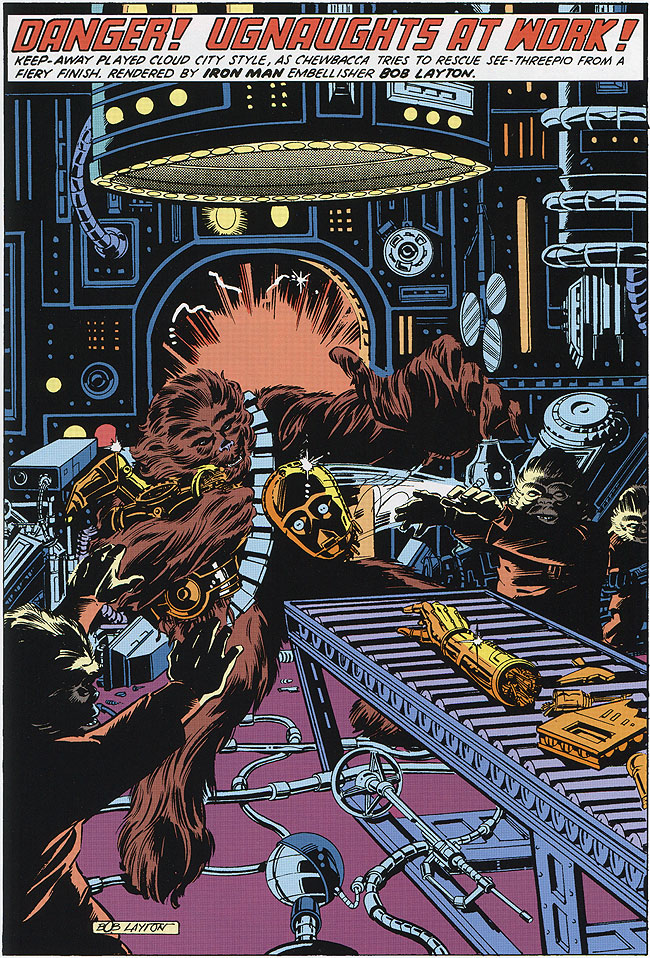 Star Wars: The Empire Strikes Back by Bob Layton