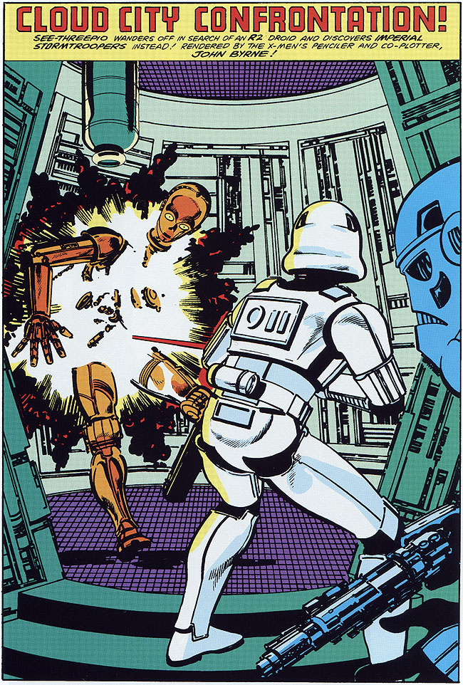 Star Wars: The Empire Strikes Back by John Byrne