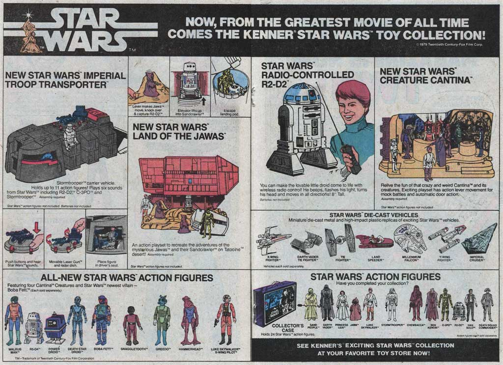 Kenner Star Wars Toys 54
