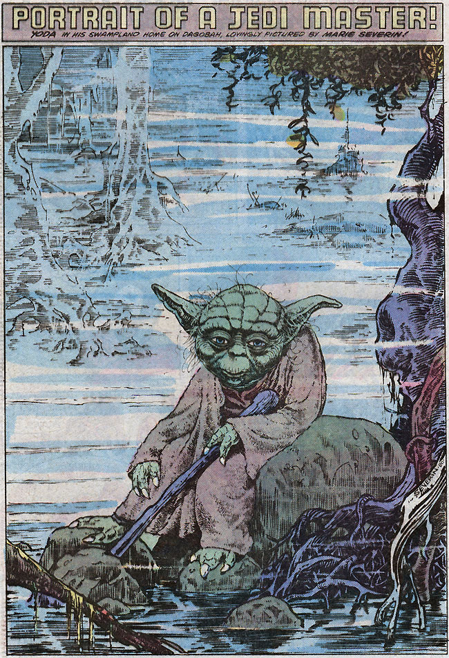 Star Wars: The Empire Strikes Back by Marie Severin
