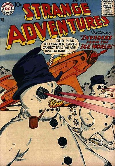 Strange Adventures #79