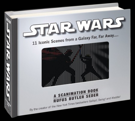 Star Wars Scanimation by Rufus Butler Seder