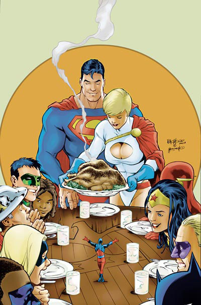 JSA's Thanksgiving