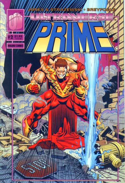 Prime from the Malibu Ultraverse