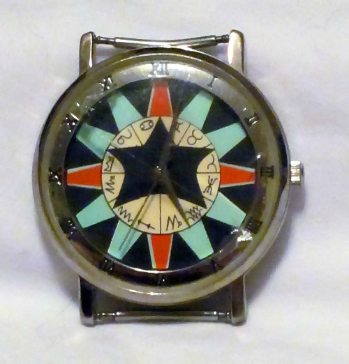 DC Comics Starman watch
