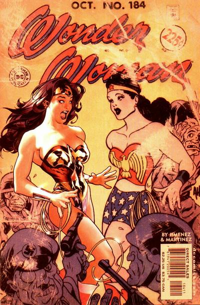 Wonder Woman #184