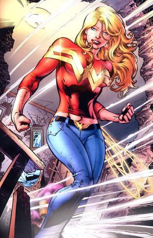 Wonder Girl Cassie Sandsmark