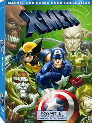 X-Men Animated Series volume 5