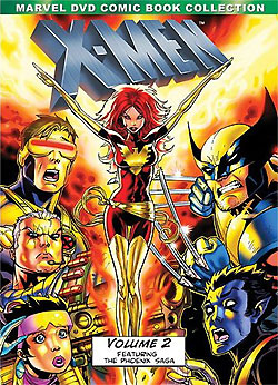 X-Men the Animated Series DVD Volume 2