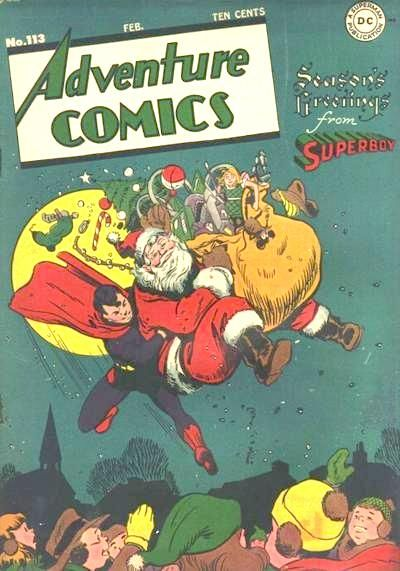 Adventure Comics 113