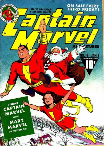 Captain Marvel Adventures 19