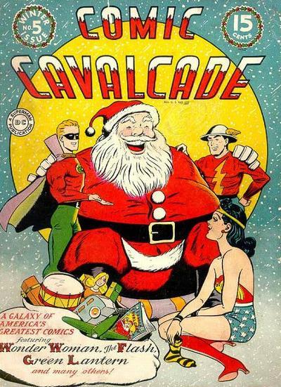 Comic Cavalcade 5