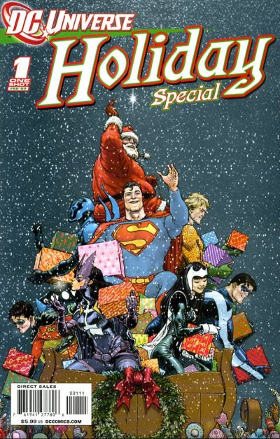 DC Universe Holiday Special 2008