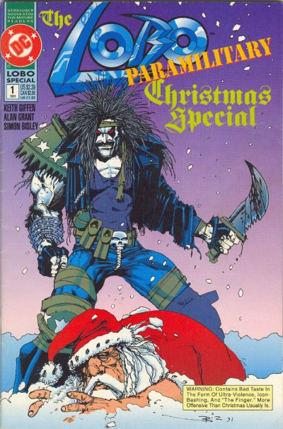Lobo Paramilitary Christmas Special