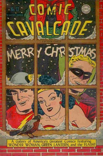 Comic Cavalcade 13